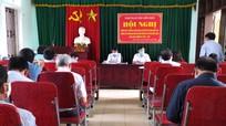 Diễn Châu góp ý kiến dự thảo báo cáo chính trị Đại hội Đảng