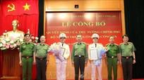 Bổ nhiệm 2 Thứ trưởng Bộ Công an và một số nhân sự Bộ Quốc phòng