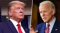 Ông Biden dẫn trước Trump tới 14 điểm trong cuộc khảo sát mới