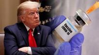 Vaccine phòng Covid-19 của Nga tạo sức ép chạy đua cho Tổng thống Mỹ Trump?