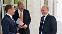 Chiến dịch 'Người kế vị' nước Nga - năm 2024 Medvedev có thể một lần nữa 'thay thế' Putin?