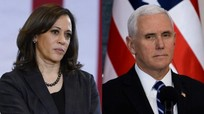 Âm tính với Covid-19, hai ứng viên Phó Tổng thống Mỹ bước vào phiên tranh luận