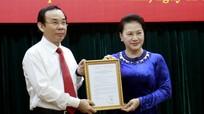 Ông Nguyễn Văn Nên được Bộ Chính trị giới thiệu làm Bí thư Thành ủy TP Hồ Chí Minh