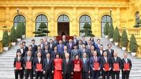 Tổng Bí thư, Chủ tịch nước trao bổ nhiệm 9 Đại sứ, làm việc với 30 Đại sứ, Tổng Lãnh sự Việt Nam ở nước ngoài