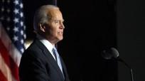 Ông Biden đề cập đến hàn gắn vết thương Mỹ, nhắc lại bài hát 'Trên đôi cánh phượng hoàng'