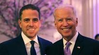 Con trai Tổng thống đắc cử Joe Biden bị điều tra thuế
