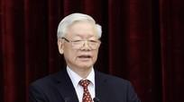 Bài phát biểu quan trọng của Tổng Bí thư, Chủ tịch nước khai mạc Hội nghị Trung ương 14