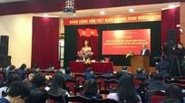 Đại hội Đảng lần thứ XIII không mời báo chí nước ngoài do dịch Covid-19