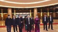 Tổng Bí thư, Chủ tịch nước dự gặp mặt kỷ niệm 75 năm ngày Tổng tuyển cử đầu tiên
