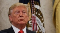 'Trang sử buồn' khi Trump trở thành tổng thống Mỹ đầu tiên bị luận tội lần thứ hai