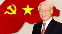 Quá trình công tác của đồng chí Tổng Bí thư Nguyễn Phú Trọng