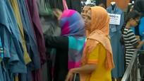 Cấm mang khăn choàng của người Hồi giáo ở Sri Lanka