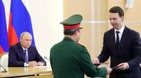 Tổng thống Putin trao tặng Huân chương Hữu nghị cho 5 cán bộ Việt Nam