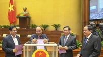 Miễn nhiệm Phó Chủ tịch nước, một số ủy viên Ủy ban Thường vụ Quốc hội, Tổng Kiểm toán Nhà nước
