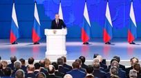Công bố ngày Putin đọc thông điệp gửi Quốc hội Liên bang