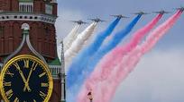 Nga tổ chức diễu binh mừng Ngày chiến thắng, ông Putin gửi lời chúc đến nhiều quốc gia