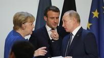 Pháp và Đức tính toán lại quan hệ với Nga, tăng cường sự độc lập với Mỹ?