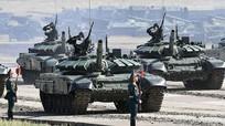 Nga tăng cường xe tăng hiện đại nhất để phòng thủ Crưm