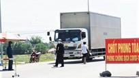 Bộ trưởng Giao thông vận tải yêu cầu đảm bảo đưa hàng hóa đến bà con các tỉnh phía Nam nhanh nhất
