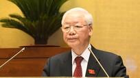 Bài phát biểu quan trọng của Tổng Bí thư Nguyễn Phú Trọng tại kỳ họp thứ nhất, Quốc hội khóa XV