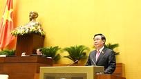 Chủ tịch Quốc hội Vương Đình Huệ: 'Thực hiện tốt hơn nữa chính sách ưu đãi người có công'