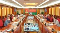 Ủy ban Kiểm tra Trung ương thi hành kỷ luật nhiều tổ chức Đảng và đảng viên