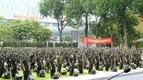 Quân đội từ nhân dân mà ra, vì nhân dân phục vụ