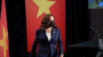 Phó Tổng thống Mỹ Kamala Harris dự lễ bàn giao vaccine tại Việt Nam