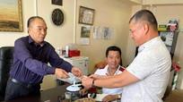Người Việt tại Nga quyên tiền mua vaccine chuyển về nước