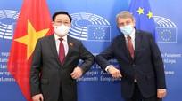 Triển khai hiệu quả nhiều thỏa thuận hợp tác quan trọng giữa Việt Nam với châu Âu