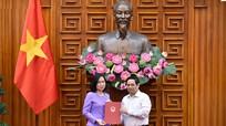 Thủ tướng Phạm Minh Chính trao Quyết định bổ nhiệm Tổng Giám đốc TTXVN