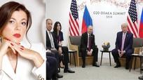 Cựu cố vấn Nhà Trắng nói về 'phiên dịch viên xinh đẹp' của ông Putin