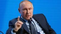 Putin cảnh báo phóng viên đoạt giải Nobel Hòa bình