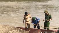Nghệ An xử lý 89 vụ vi phạm pháp luật về khai thác cát, sỏi