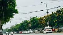 Hàng quán đóng cửa, các dịch vụ ở thành phố Vinh 'nín thở' chờ hết  dịch Covid