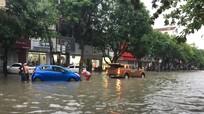 Đâu là nguyên nhân khiến thành phố Vinh ngập nặng khi mưa?