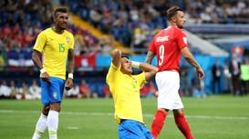 Highlight: Neymar tịt ngòi, Brazil chia điểm với Thụy Sĩ