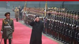 Quân dân reo hò lúc 3h sáng đón ông Kim Jong-un ở Bình Nhưỡng