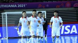 Thắng Panama, tuyển futsal Việt Nam có cơ hội vào vòng 1/8 World Cup