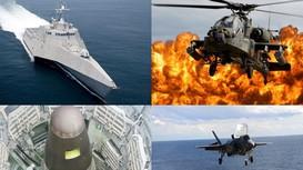 5 vũ khí Mỹ khiến quân đội mạnh nhất Trung Đông khao khát