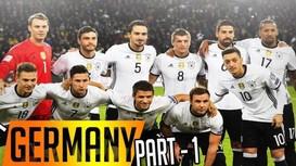 Tuyển Đức tập luyện cho trận ra quân World Cup 2018