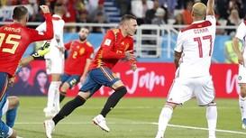 Highlight Tây Ban Nha 2-2 Marocco