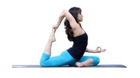 8 tư thế yoga đốt cháy mỡ bụng cho cô nàng lười biếng