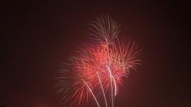 Thưởng thức màn pháo hoa rực rỡ chào năm mới 2020 ở Nghệ An