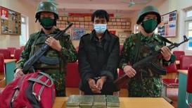 Vận chuyển 8 bánh heroin từ Lào về Nghệ An, đối tượng sa lưới pháp luật