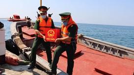 Bầu cử đặc biệt trên hai đảo tiền tiêu ở Nghệ An