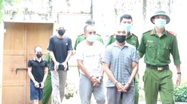 Băng nhóm trộm trâu bò bán lấy tiền mua ma túy sa lưới pháp luật