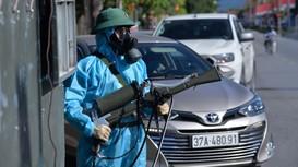 Video: Từ 19/6-21/6, phun khử khuẩn diện rộng ở TP. Vinh