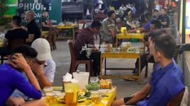 Tạm dừng dịch vụ kinh doanh ăn uống tại chỗ trên địa bàn TP Vinh từ 14h chiều nay 14/7
