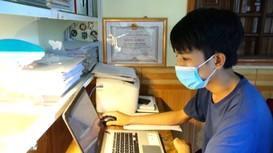 Thủ khoa khối D huyện miền núi Con Cuông chia sẻ 'bí quyết' tự học